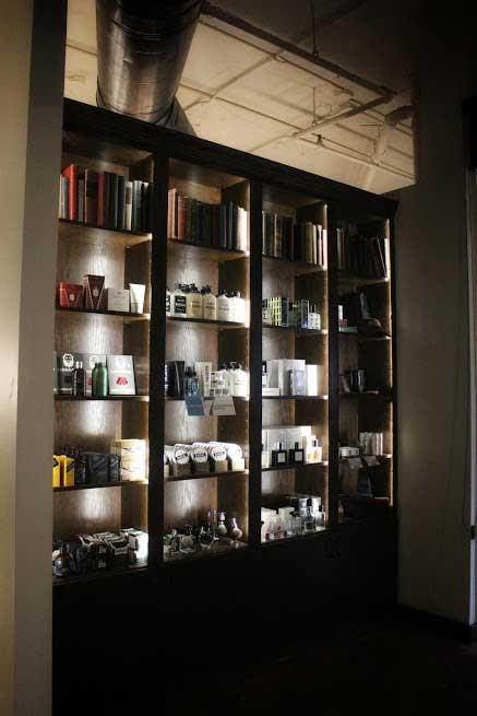 Hair products The Gents Place Uptown Dallas