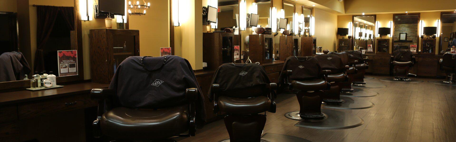 Men S Haircuts Bentonville Upscale Barbershop The Gents Place
